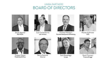 Announcing new board members